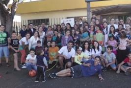 AÇÃO COMUNITARIA  AFIM -25/08/18