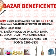 BAZAR BENEFICENTE